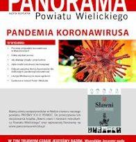 Panorama na czas pandemii i Wielkanocy – lokalne informacje